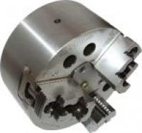"""Патрон токарный 3-х кулачковый клиновый механизированный классов точности """"Н""""и """"П"""""""