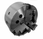 Патрон токарный 3-х кулачковый механизированный класса точности П и В тип ПКМ
