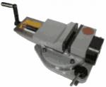 Тиски станочные пневматические с гидравлическим усилением поворотные 7201-0014-02